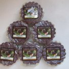 6 Yankee Candle Scented ~WILD FIG~ Tarts/wax melts