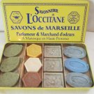 12 Authentic L'occitane  Soaps d'Invites Boxed Rare, Disc.