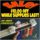 "Ultimate 20"" Paracord Jig Starter Kit By MrCoop"