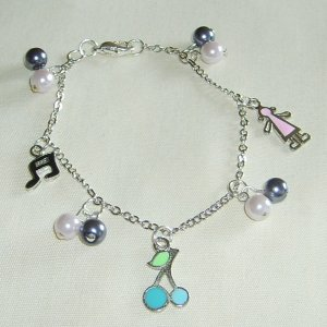 Cute charm bracelet