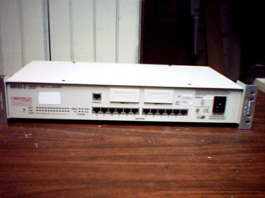 CABLETRON ENTERASYS MRXI-2 10 BASE-T HUB WITH LANVIEW 93 SERIES 12 PORTS (#2)