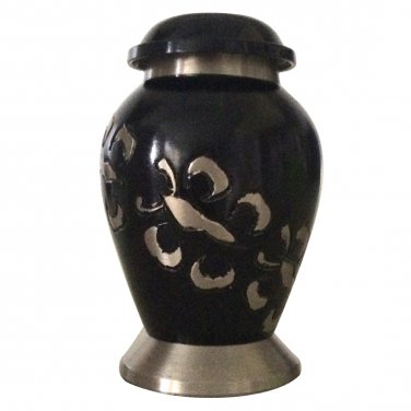 Tribute Butterfly Small Keepsake Urn, Mini Cremation Urns for Ashes
