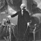New 11x14 Photo: 1st United States President George Washington