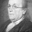 New 5x7 Photo: United States Founding Father Benjamin Franklin