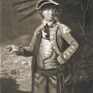 New 11x14 Photo: American Traitor Benedict Arnold, General of the Continental Army
