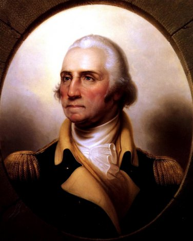 "New 11x14 Photo: President George Washington, ""Father of Our Country"""