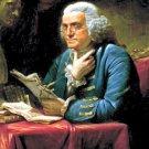New 5x7 Photo: U.S. Founding Father, Statesman and Inventor Benjamin Franklin