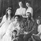 New 5x7 Photo: Last Czar of Russia Nicholas II & Romanov Family