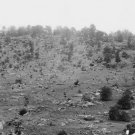 New 5x7 Civil War Photo: Little Round Top from the Devil's Den at Gettysburg