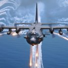 New 5x7 Photo: Lockheed AC-130H Spectre, 16th Special Operations Squadron