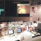 New 5x7 Photo: Flight Directors at Mission Control before Apollo 13 Explosion