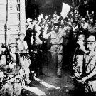 New 5x7 World War II Photo: American Troops Surrender at Corregidor, Philippines