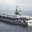New 5x7 Photo: USS RANGER (CV-61) U.S. Navy Forrestal-class Supercarrier