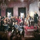 13x19 Poster: Scene at the Signing of the Constitution of the United States