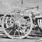 New 5x7 Civil War Photo: Light Brooke Rifle Cannon in Richmond, 1865