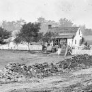 New 5x7 Civil War Photo: The Leister House, Meade Headquarters at Gettysburg