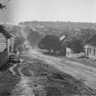 New 5x7 Civil War Photo: Principal Street in Sharpsburg, Maryland - Antietam