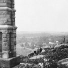 New 5x7 Civil War Photo: Cemetery Hill & Little Round Top, Battle of Gettysburg