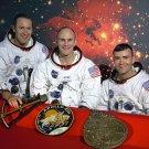 New 5x7 NASA Photo: Original Apollo 13 Astronaut Crew in 1970