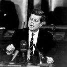 New 5x7 Photo: President John F. Kennedy Gives Moon Challenge Speech to Congress