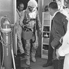 New NASA 5x7 Photo: Astronaut Alan Shepard Prepares for Freedom 7 Launch, 1961