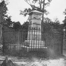 New 5x7 Civil War Photo: Thomas 'Stonewall' Jackson Monument at Chancellorsville