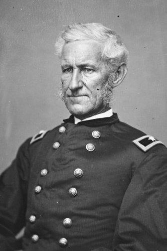 New 5x7 Civil War Photo: Union - Gederal General Lorenzo Thomas