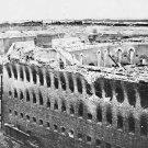 New 5x7 Civil War Photo: Ruins of Citadel at Fort Morgan, Alabama