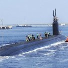 New 5x7 Navy Photo: USS Jimmy Carter (SSN-23), Seawolf-class Submarine