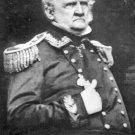New 5x7 Civil War Photo: Federal General Winfield Scott, Old Fuss & Feathers