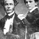 New 5x7 Civil War Photo: General Robert E. Lee with his son, William Fitzhugh