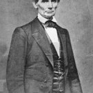 New 5x7 Photo: President Abraham Lincoln During Cooper Union Address