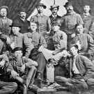 New 5x7 Civil War Photo: John Singleton Mosby's 43rd Virginia Cavalry