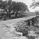 New 5x7 Civil War Photo: Bridge Built by Gen. Irwin McDowell's Men at Bull Run