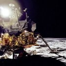 "New 5x7 NASA Photo: Apollo 14 Lunar Module ""Antares"" on the Moon, 1971"