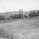 New 5x7 Civil War Photo: Knap's Pennsylvania Battery E at Antietam - Sharpsburg