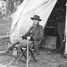 New 5x7 Civil War Photo: Union - Federal General Judson Kilpatrick at Warrenton