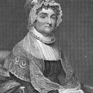 New 5x7 Photo: Abigail Adams, Wife of 2nd U.S. President John Adams