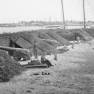 New 5x7 Civil War Photo: Confederate Heavy Gun Water Battery at Gloucester