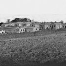 New 5x7 Civil War Photo: View of Harewood Hospital in Washington