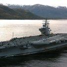 New 5x7 Photo: USS RONALD REAGAN (CVN-76) Nimitz-Class Supercarrier
