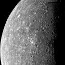 New 5x7 Space Photo: Surface of Planet Mercury from Mariner 10