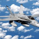New 5x7 Photo: United States Marine Corps F/A-18 Hornet Fighter Jet
