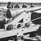 New 5x7 Civil War Photo: Gun at Fort McAllister in Savannah, Georgia