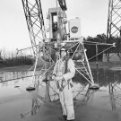 New 5x7 NASA Photo: Astronaut Neil Armstrong in 1969