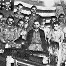 New 5x7 World War II Photo: Risky Independence Day Celebration by POWs, Japan