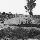"New 5x7 Civil War Photo: The ""Dictator,"" a 13-inch mortar at Petersburg Virginia"