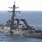 New 5x7 Navy Photo: Stricken USS COLE (DDG 67) Being Towed After Attack