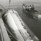 New 5x7 Photo: 1st Booster Retrieved from Space, Gemini V Mission