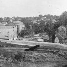 New 5x7 Civil War Photo: Mills at Petersburg, Virginia
